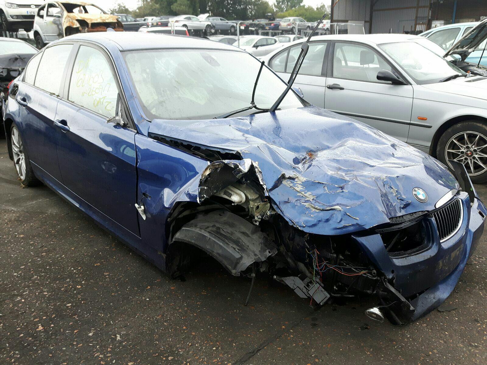BMW 3 SERIES 330D M SPORT 4467109