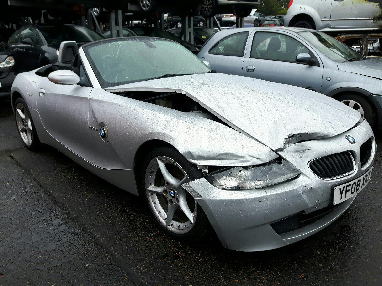 BMW Z SERIES Z4 SI ROADSTER 4461319