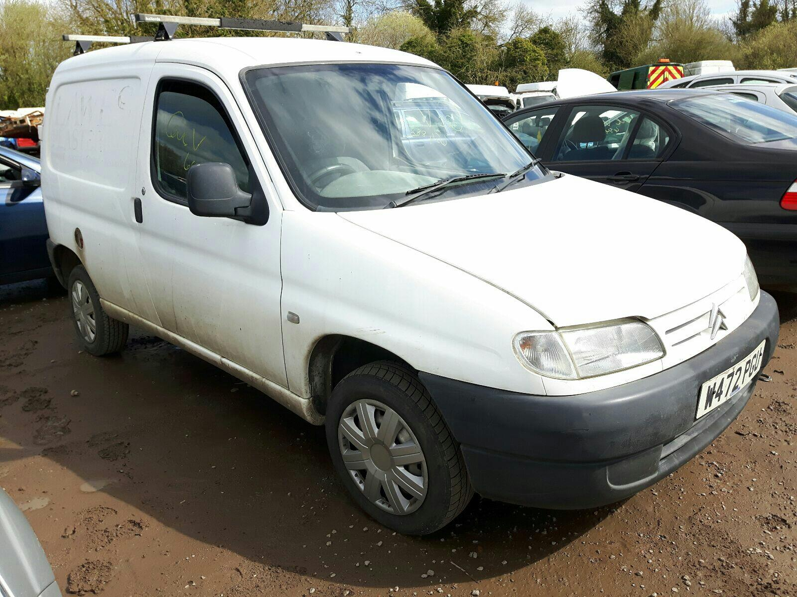 CITROEN BERLINGO 600D 4907492