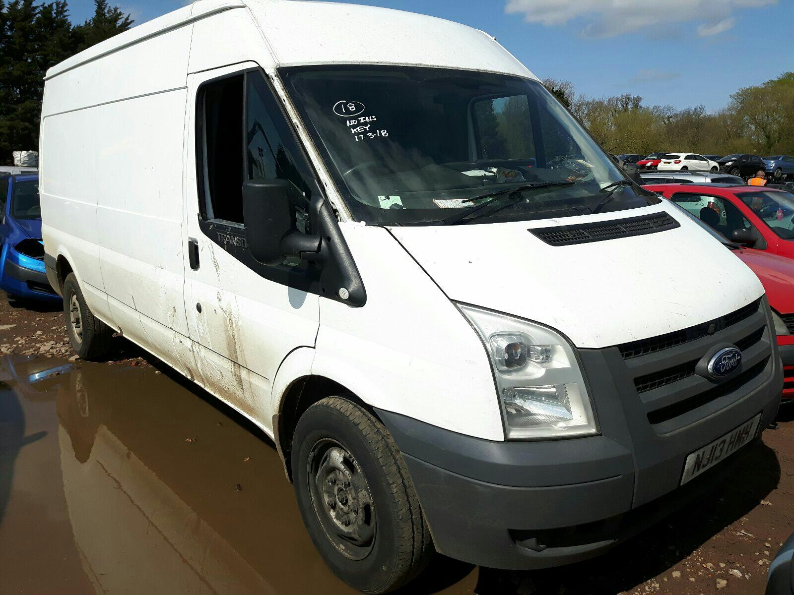 vehicles vans delivery quadrant wide new silver ford transit trend model van uk