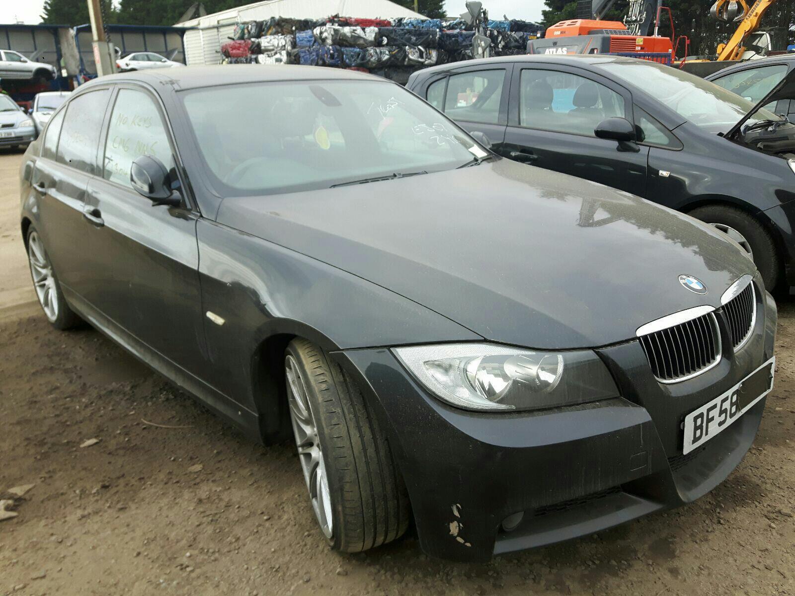 BMW 3 SERIES 325D M SPORT 4910635
