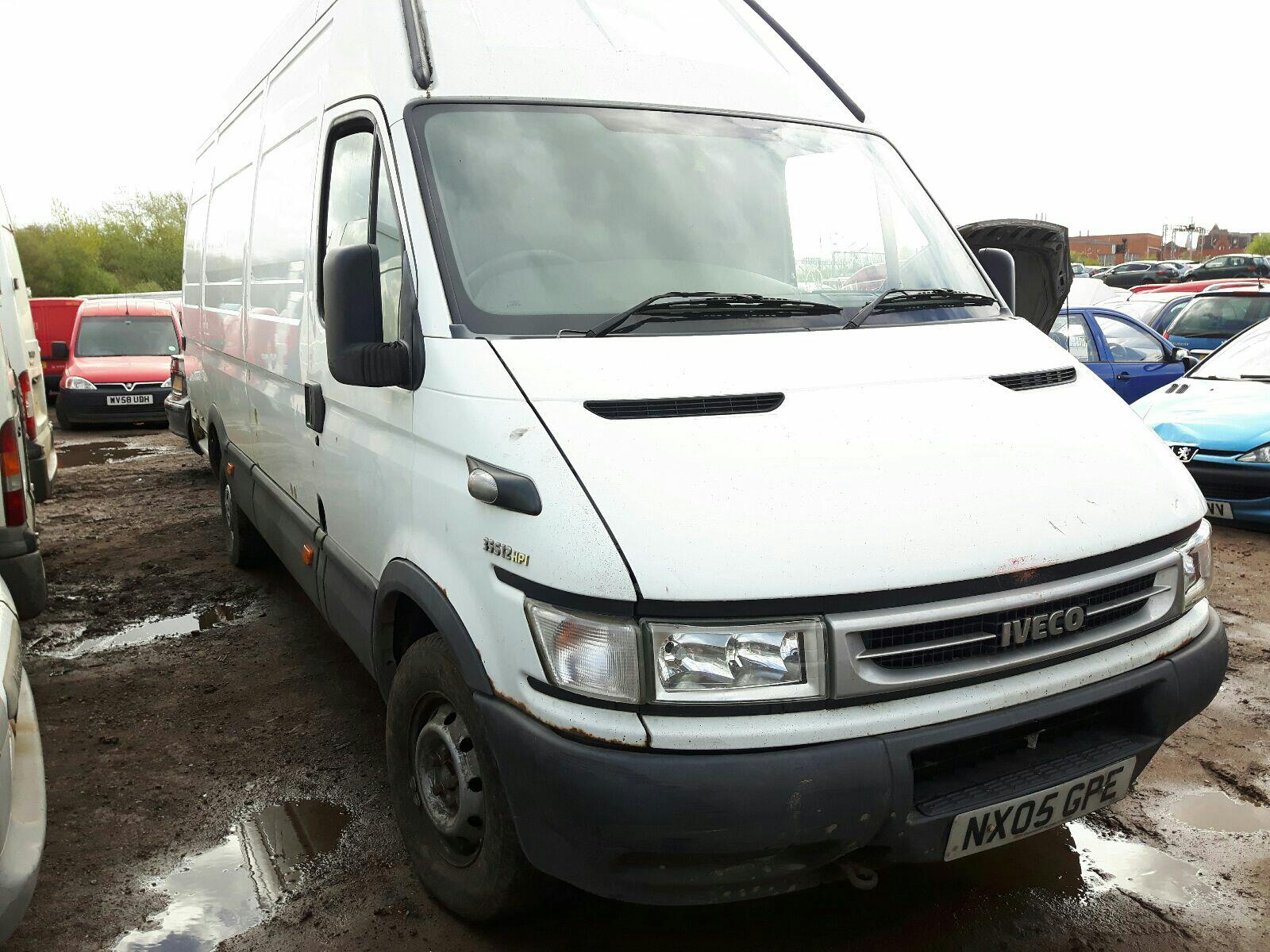 251e5458e6 IVECO DAILY 35S12V LWB TD EHR - Breaking Vehicles at PickAPart