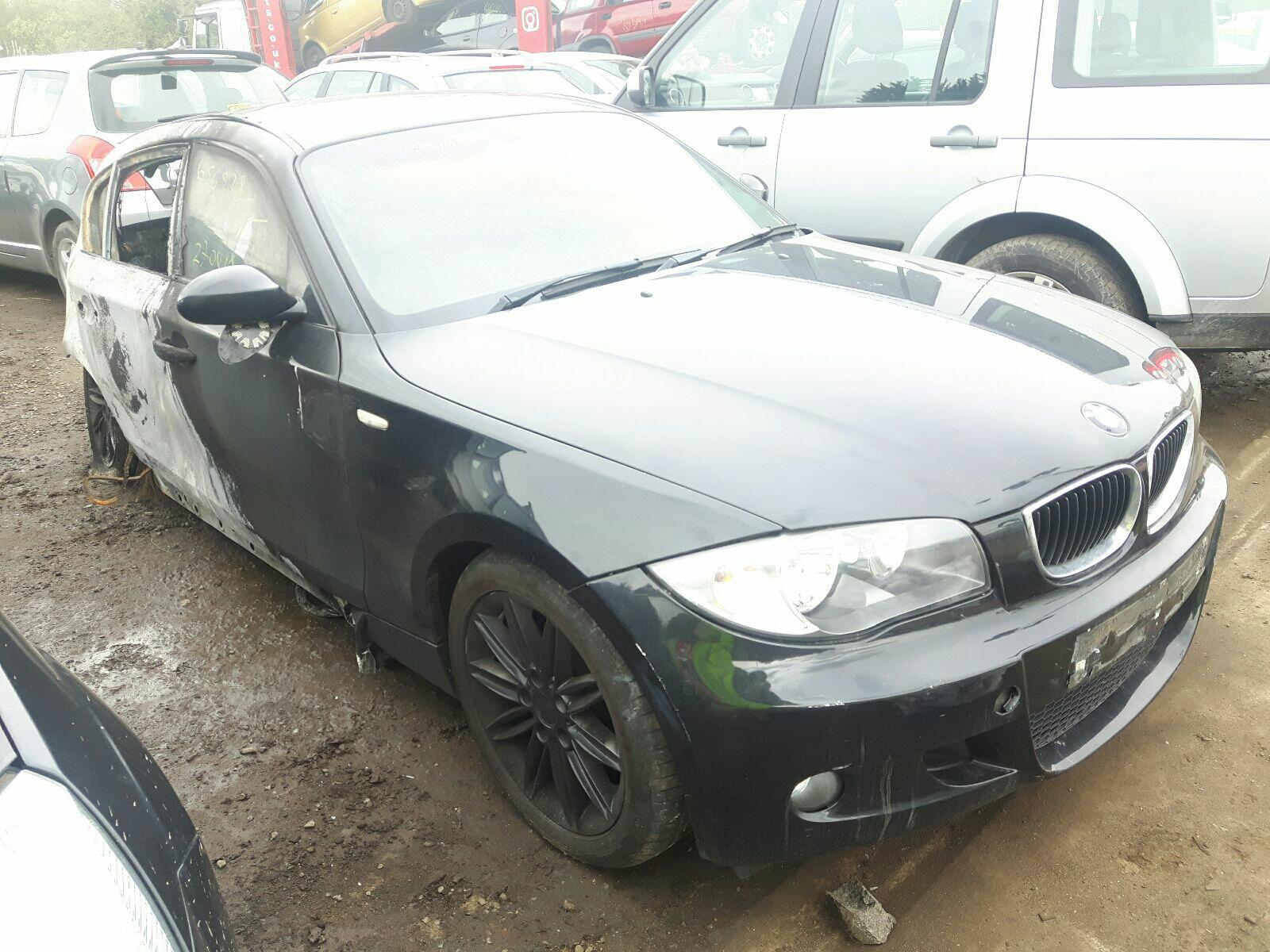 BMW 1 SERIES 118D M SPORT 4944532