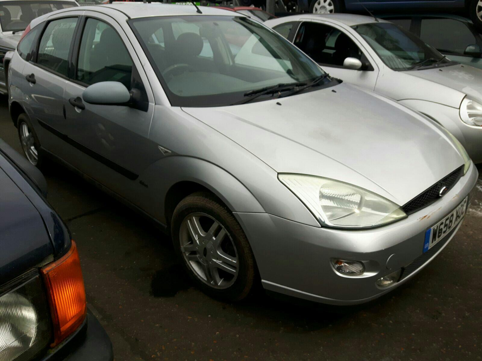 FORD FOCUS COLLECTION 16V 4887284