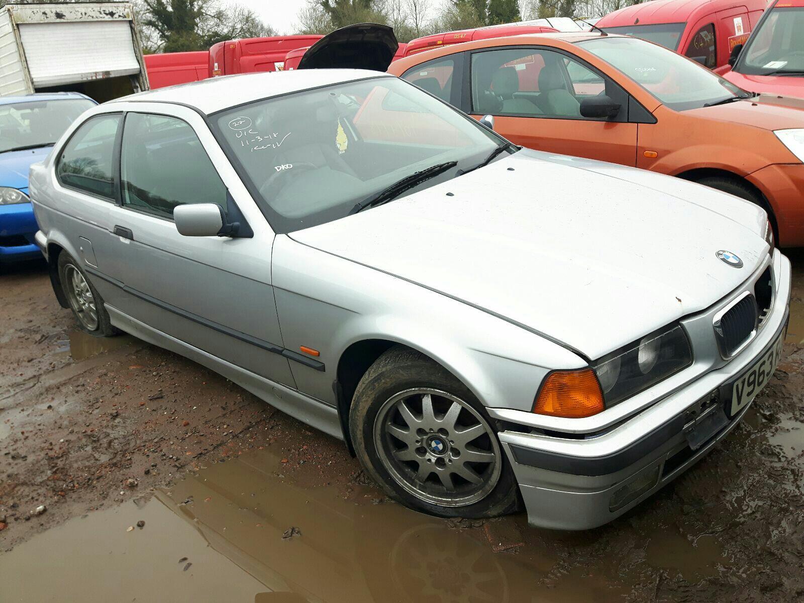 BMW 3 SERIES 316I SE COMPACT 4894291