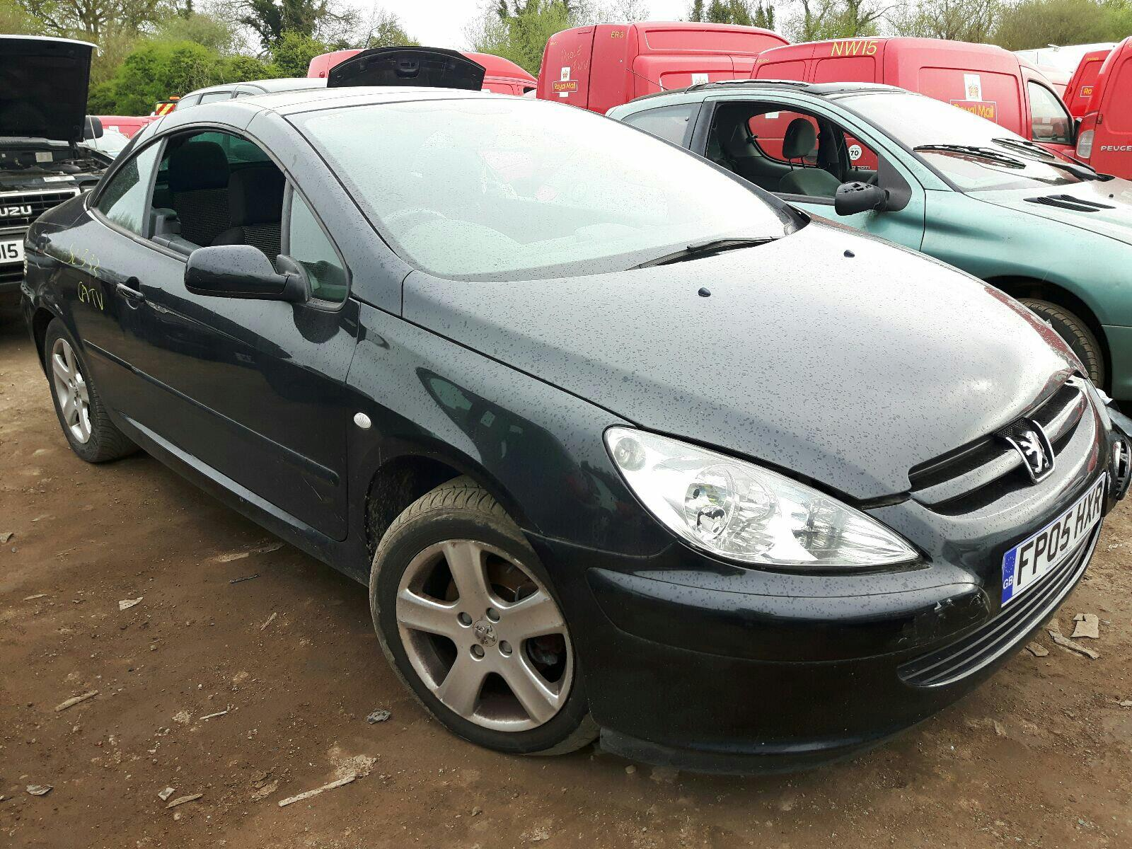 peugeot 307 coupe cabriolet breaking vehicles at pickapart. Black Bedroom Furniture Sets. Home Design Ideas