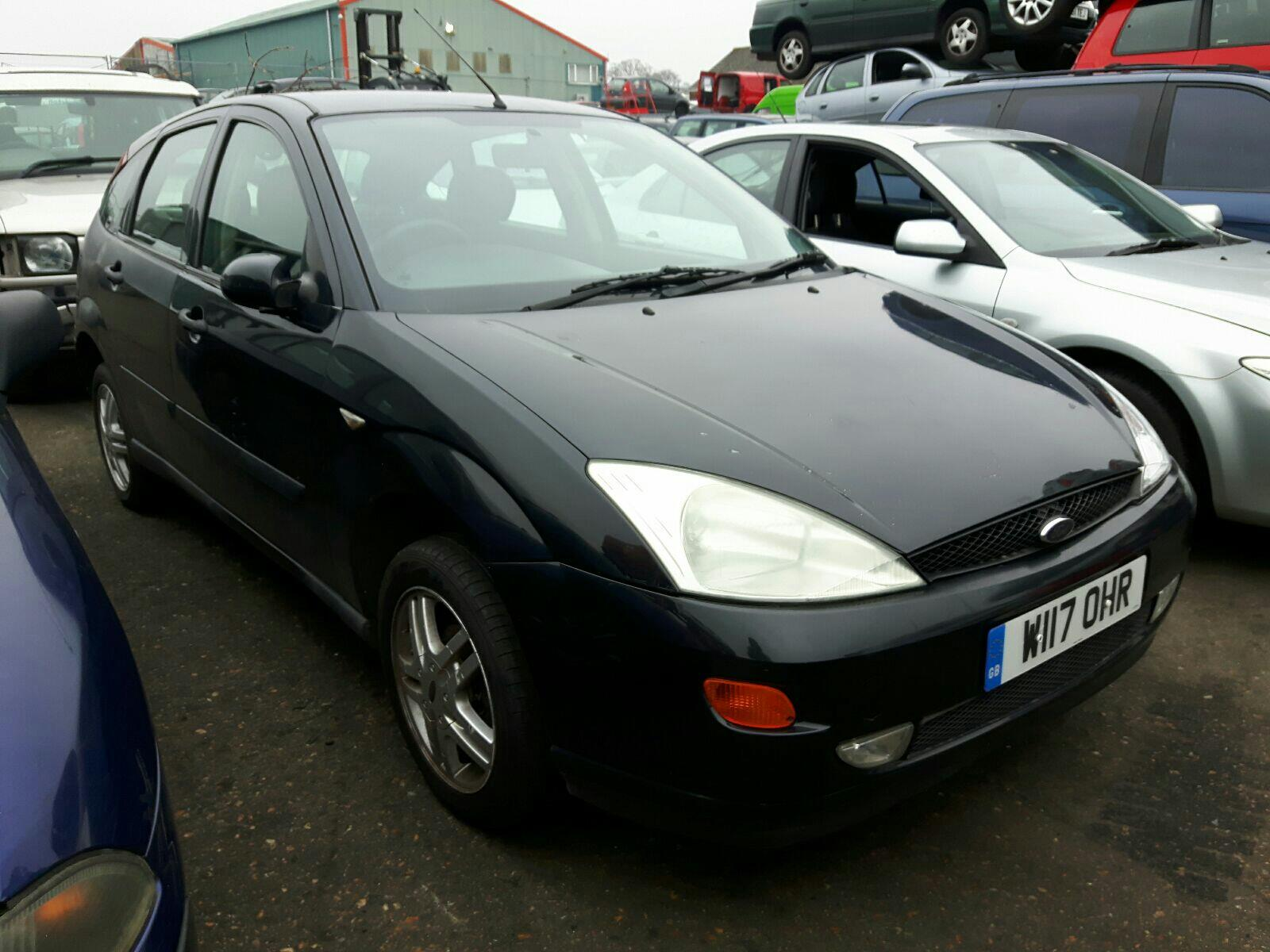 FORD FOCUS COLLECTION 16V 4902093