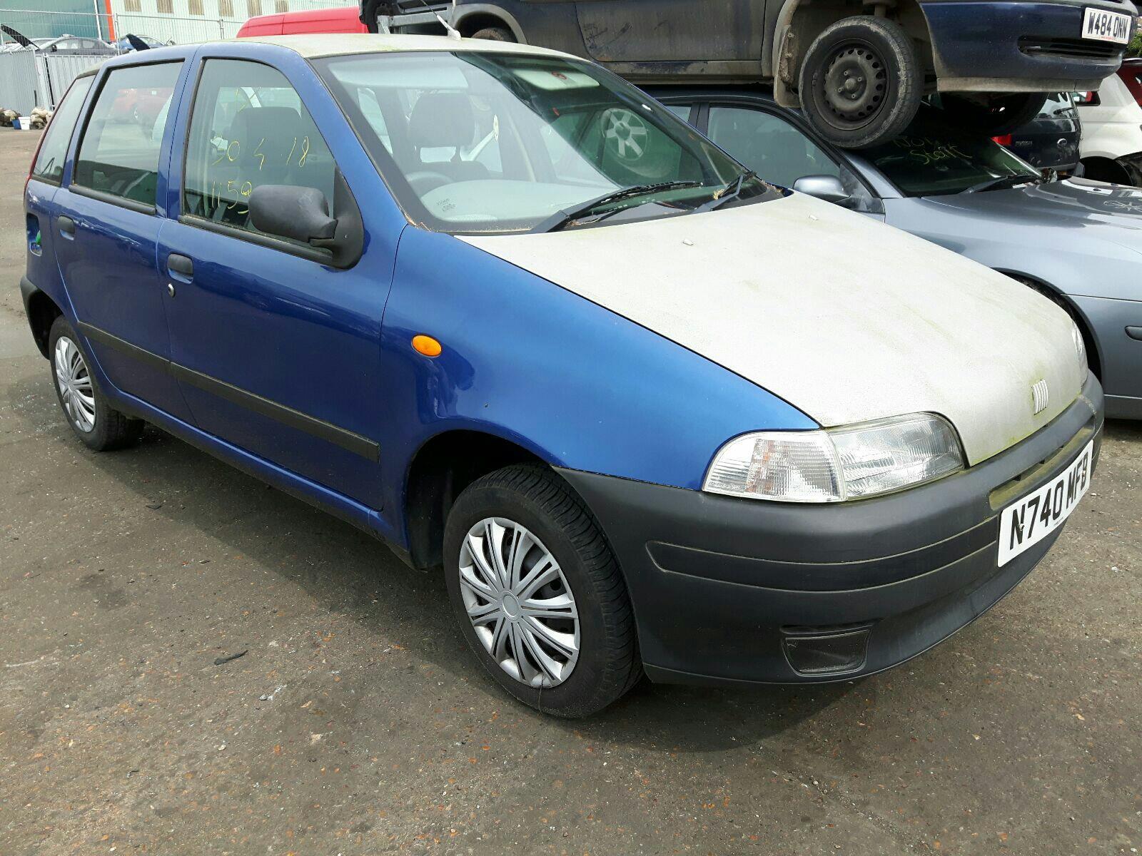 FIAT PUNTO 55 SX 4944556