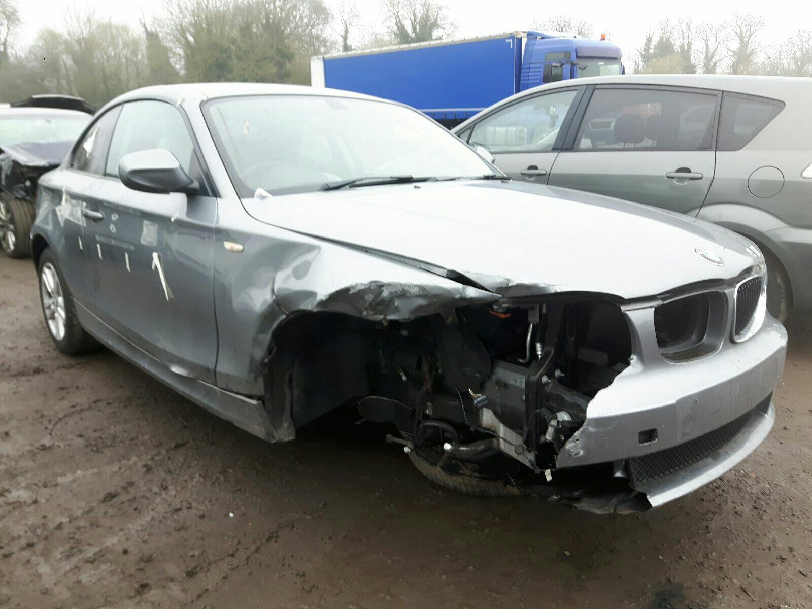 BMW 1 SERIES 118D ES 4900847