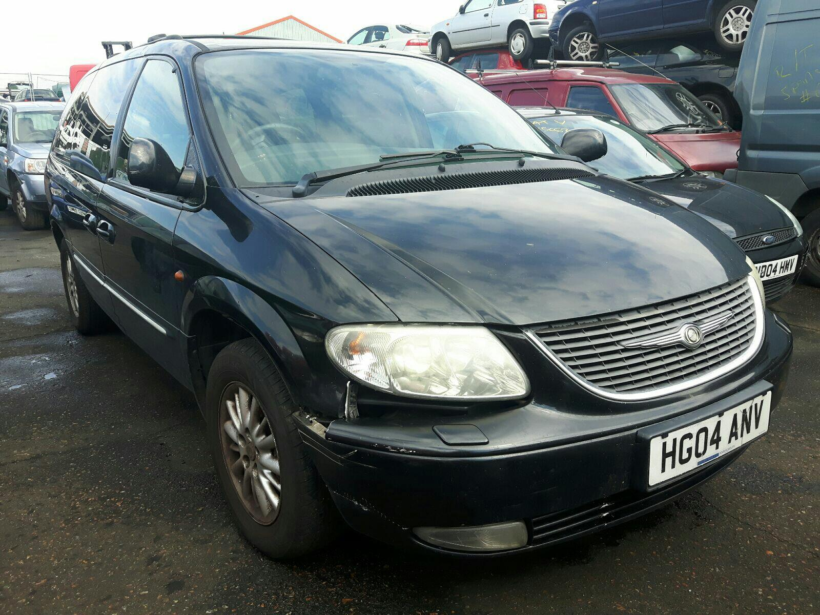 Chrysler Grand Voyager Crd Limited Breaking Vehicles At Pickapart Tuning 5190008