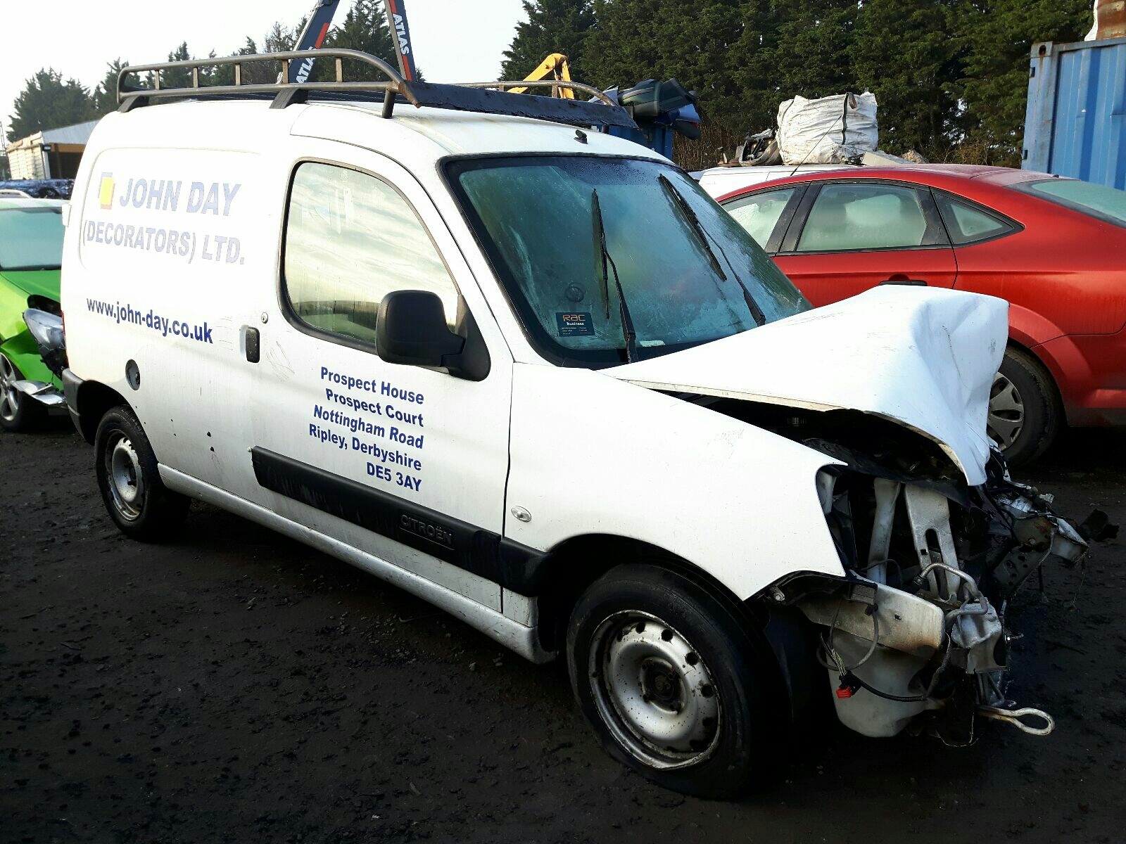 CITROEN BERLINGO FIRST HDI 4789110