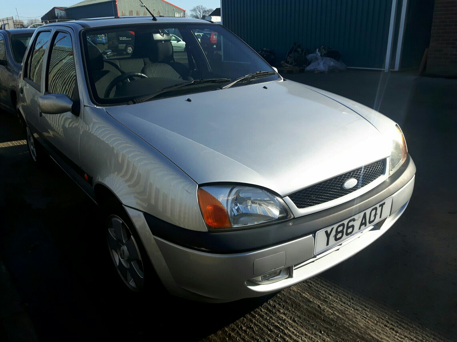 FORD FIESTA FREESTYLE 16V 4764086