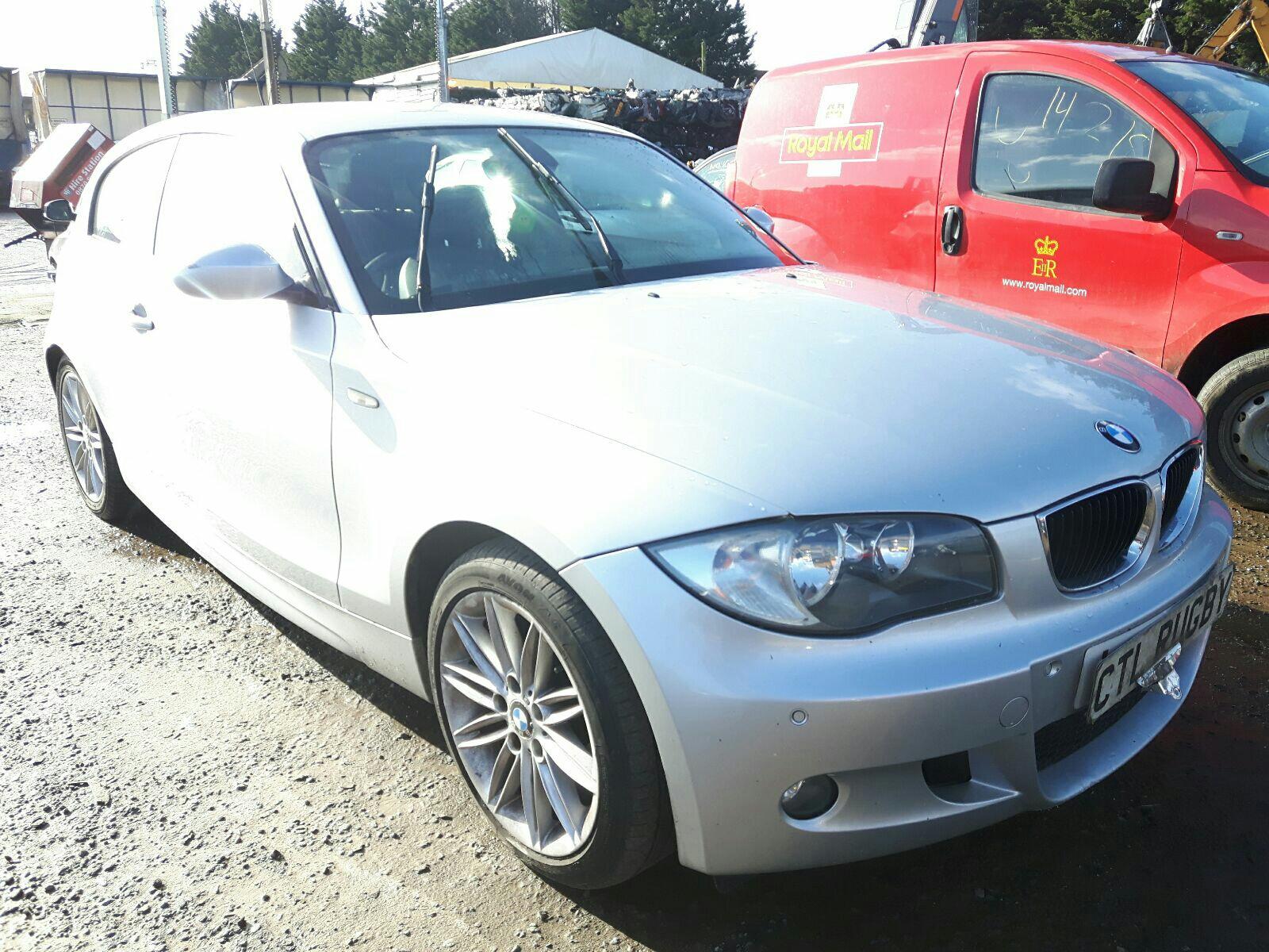BMW 1 SERIES 116I M SPORT 4773332