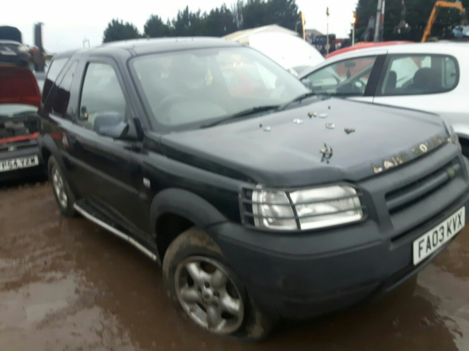 freelander rover landrover land specs information pictures parts