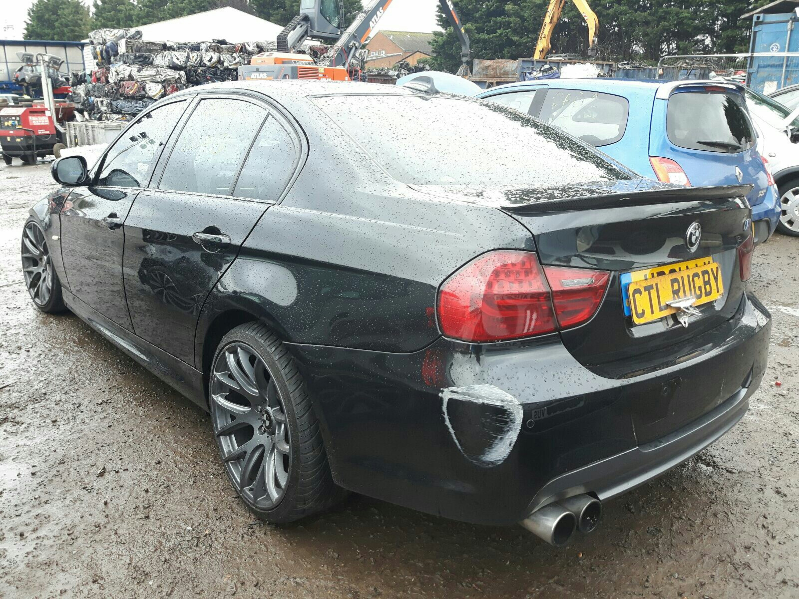 BMW 3 SERIES 318D SPORT PLUS EDITION - Breaking Vehicles at PickAPart