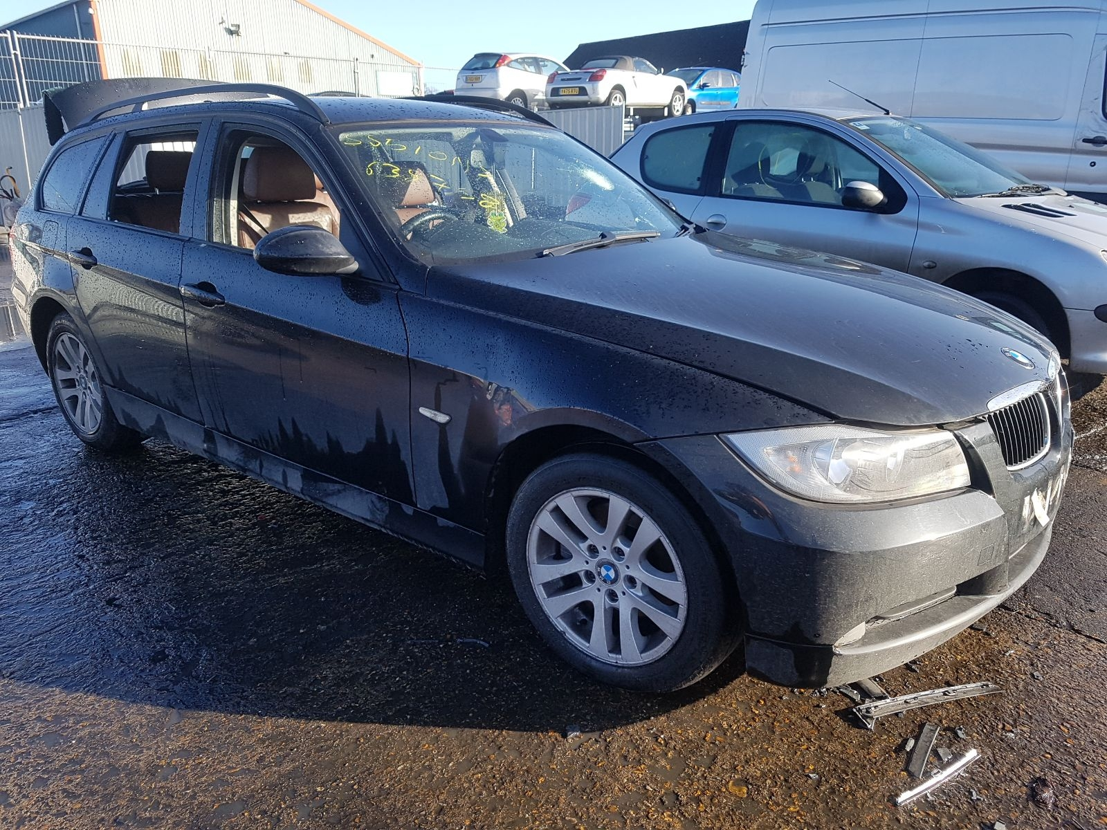 BMW 3 SERIES 320D SE TOURING 4704132