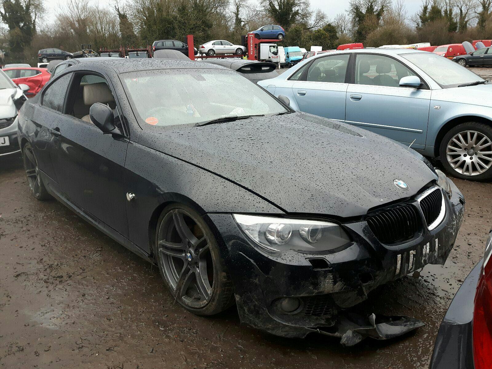 BMW 3 SERIES 320D M SPORT 4723245
