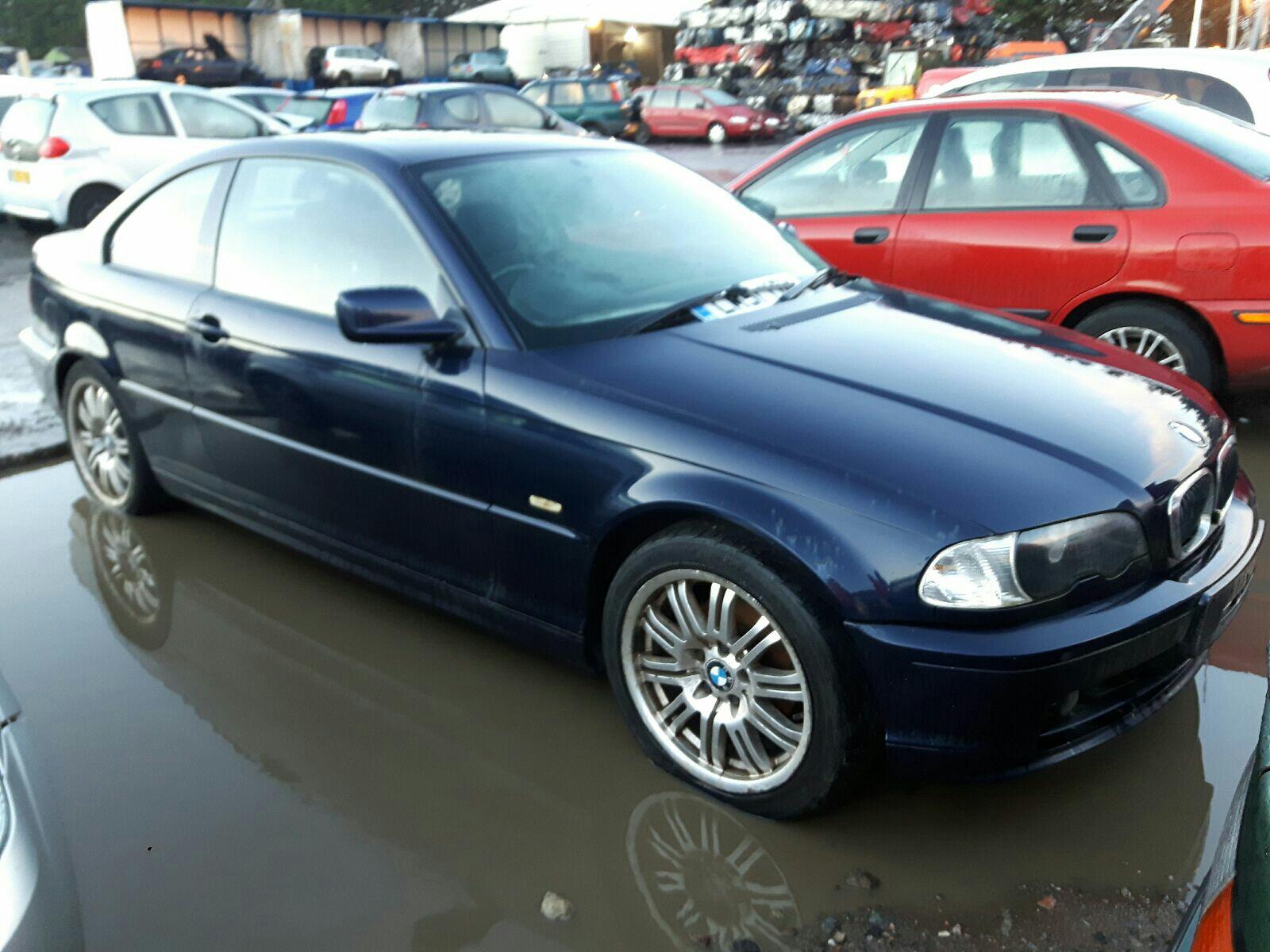 BMW 3 SERIES 318CI SE 4678505