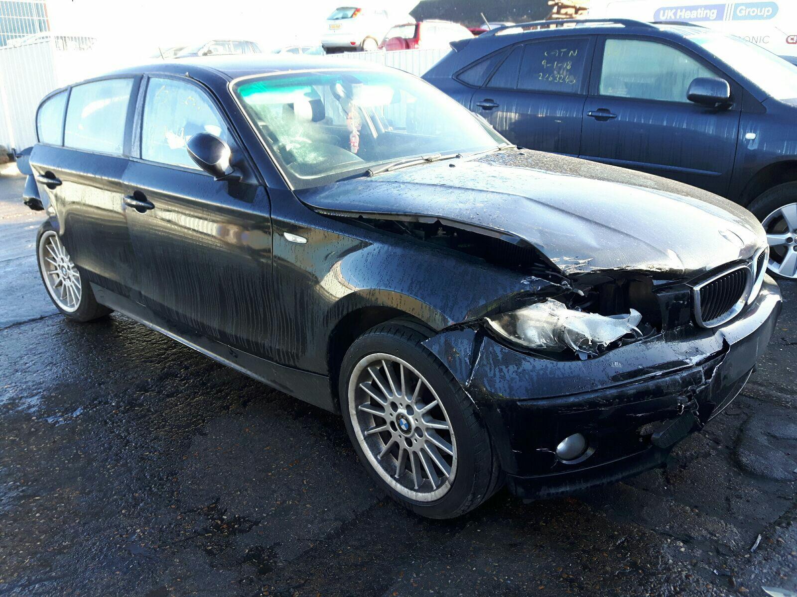BMW 1 SERIES 120D SPORT 4689798