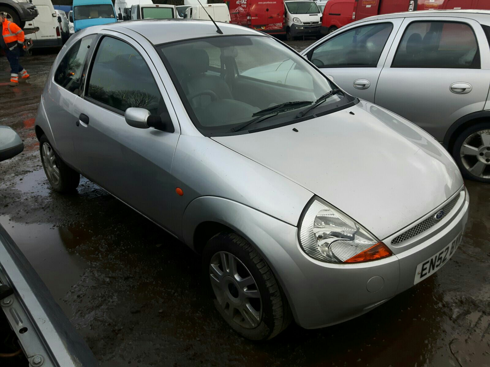 FORD KA LUXURY 4726389