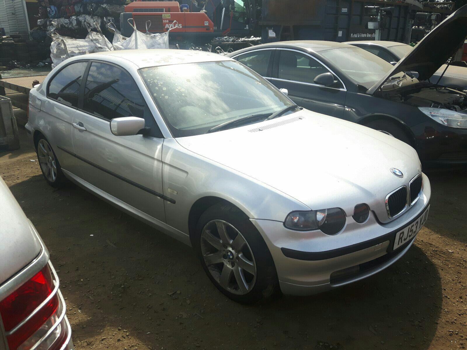 BMW 3 SERIES 316TI SE 5098196