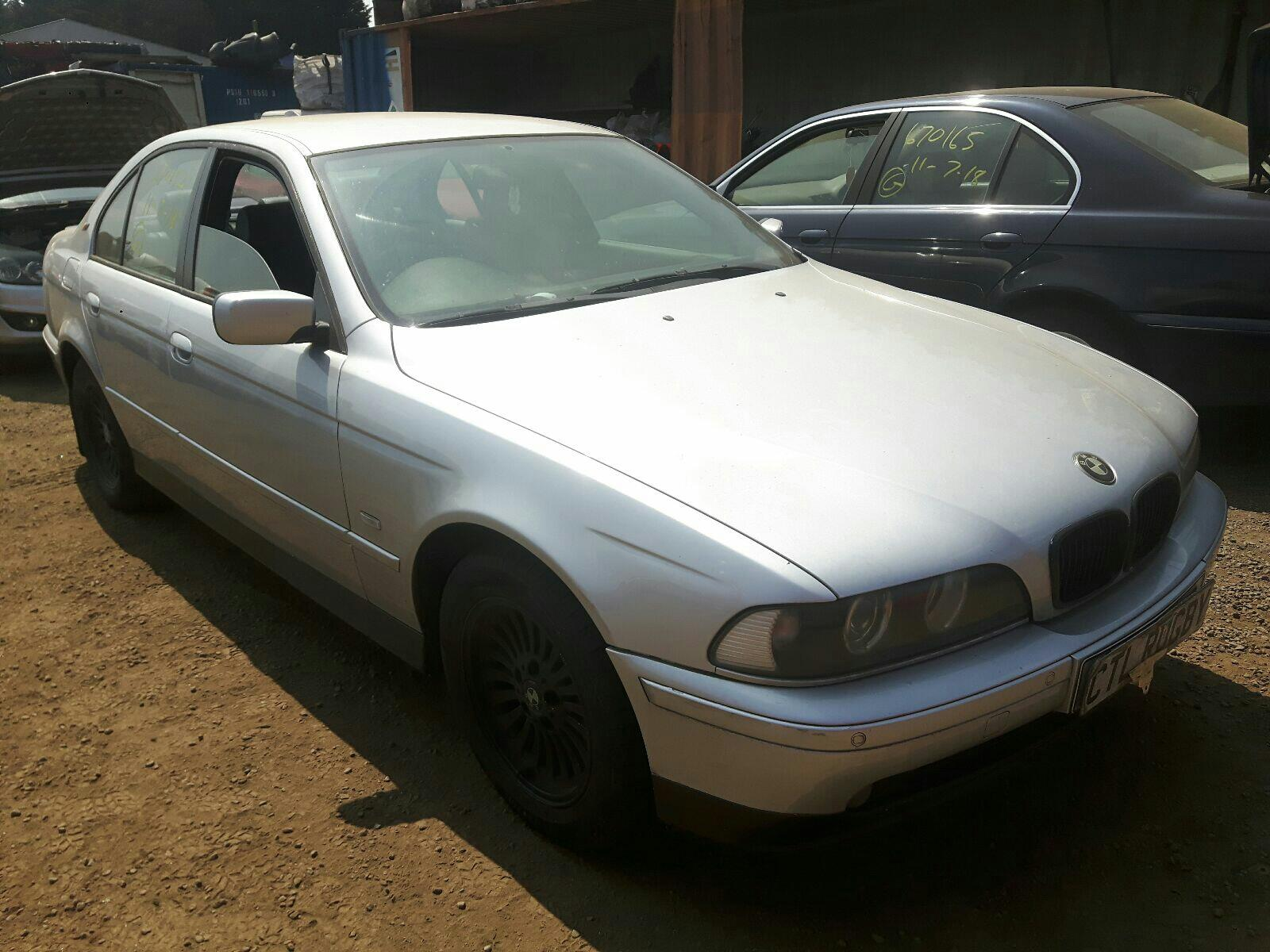 BMW 5 SERIES 525I SE 5117756