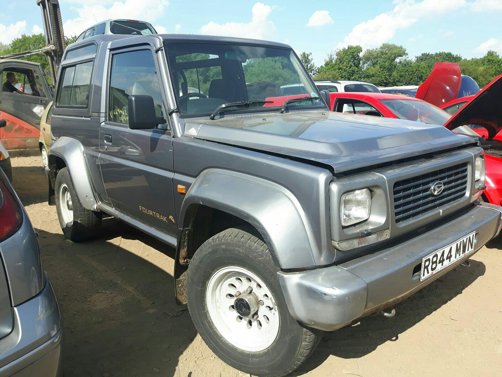 DAIHATSU FOURTRAK TDX INDEPENDENT 5115174