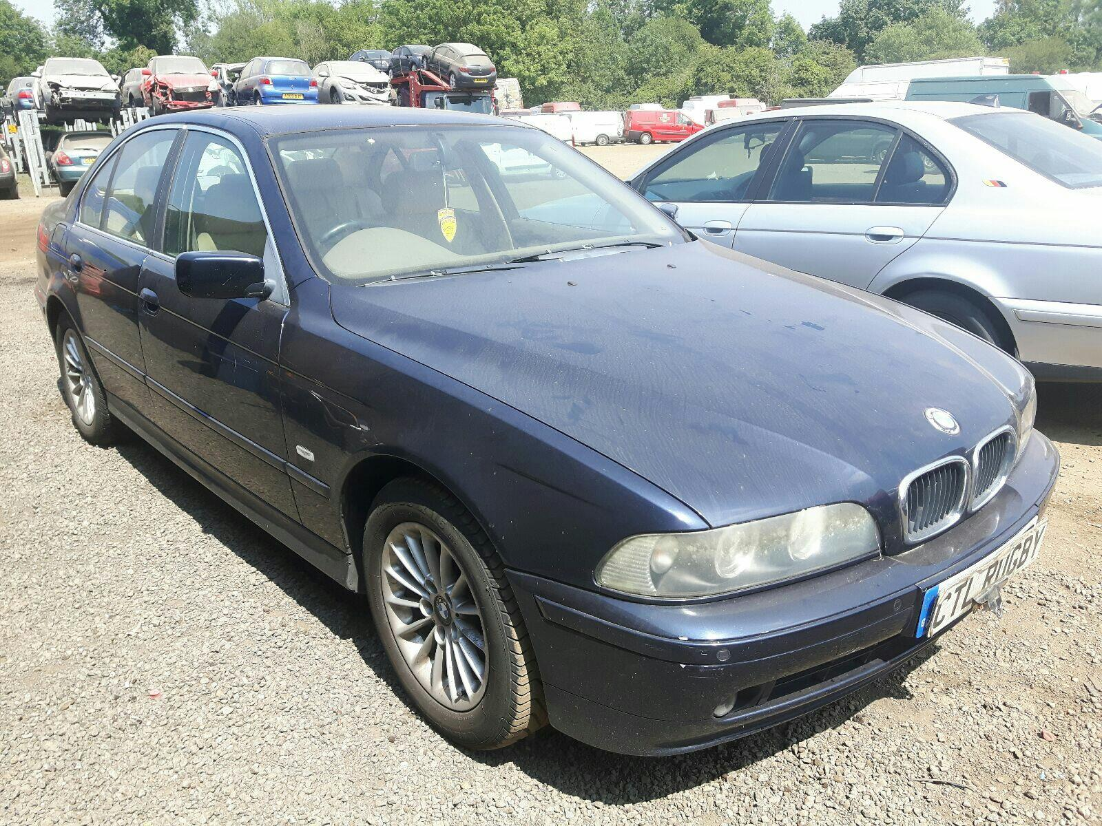 BMW 5 SERIES 525I SE 5117829