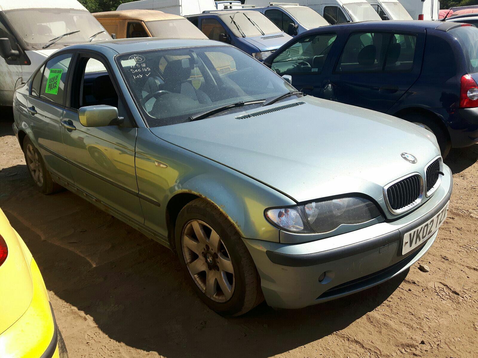 BMW 3 SERIES 320D SE 5102769