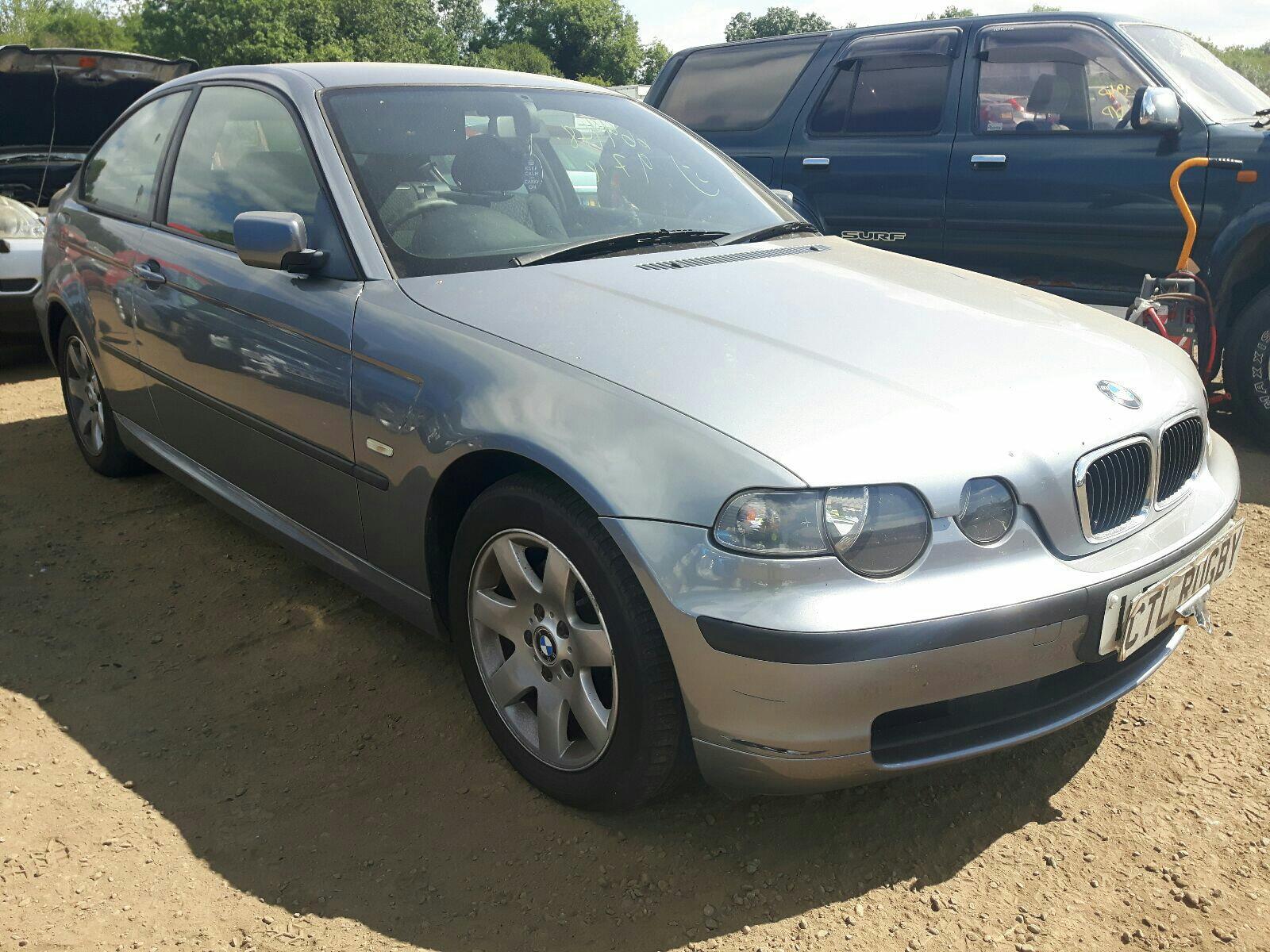 BMW 3 SERIES 320TD ES 5110248