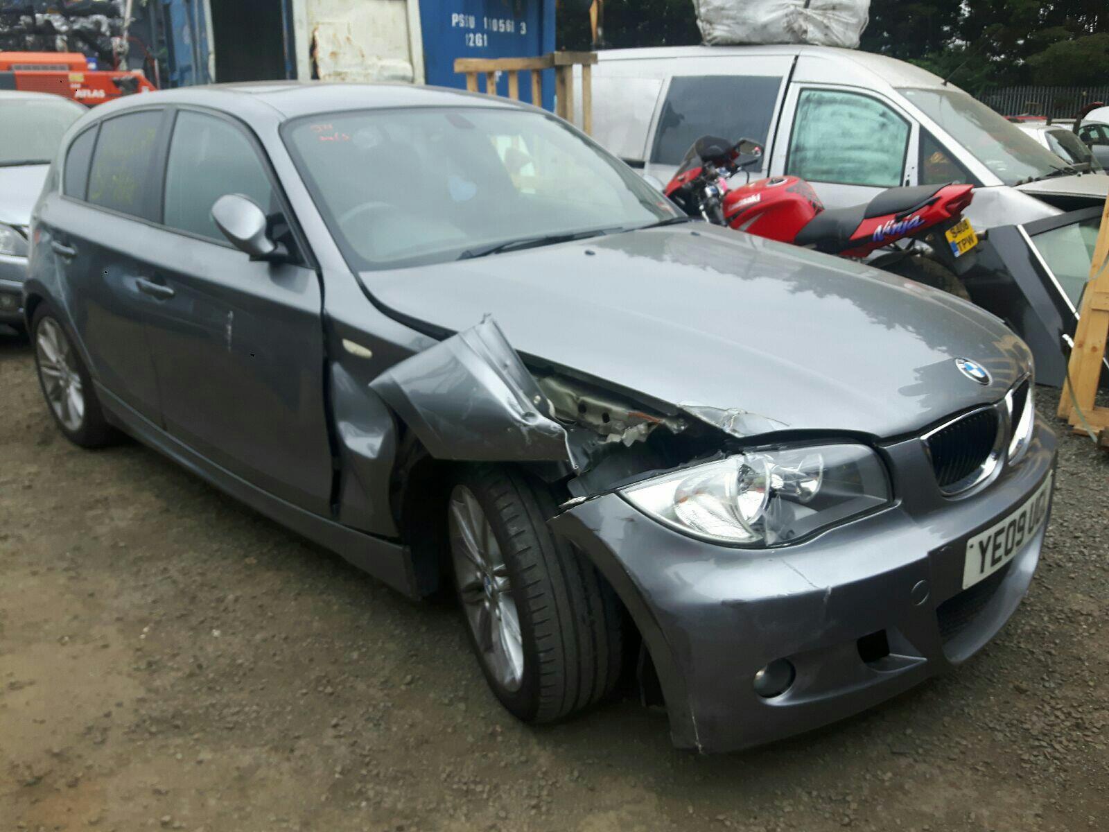 BMW 1 SERIES 118D M SPORT 5035530
