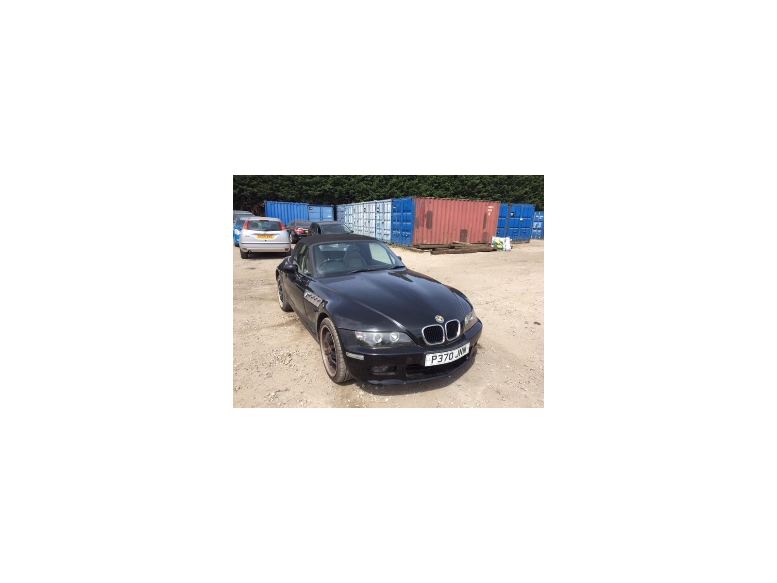 BMW Z SERIES Z3 ROADSTER IMG_6599