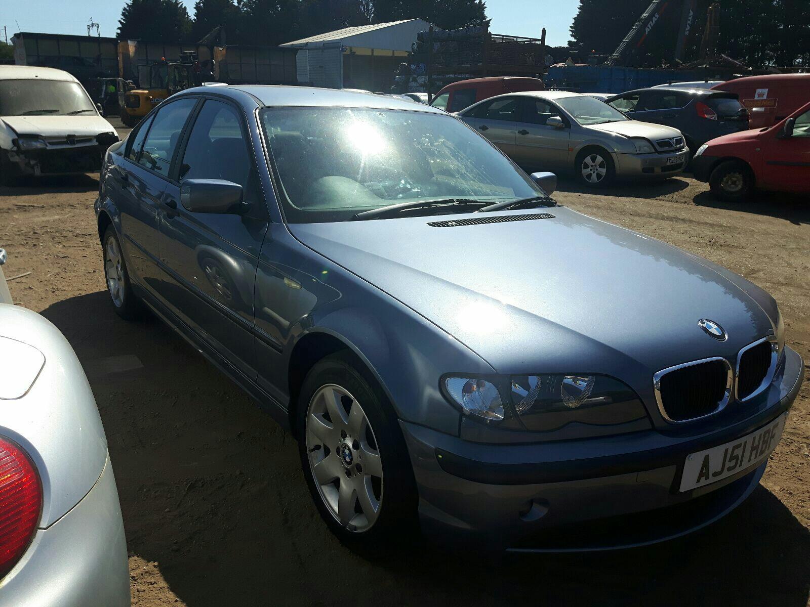 BMW 3 SERIES 320D SE 5074701