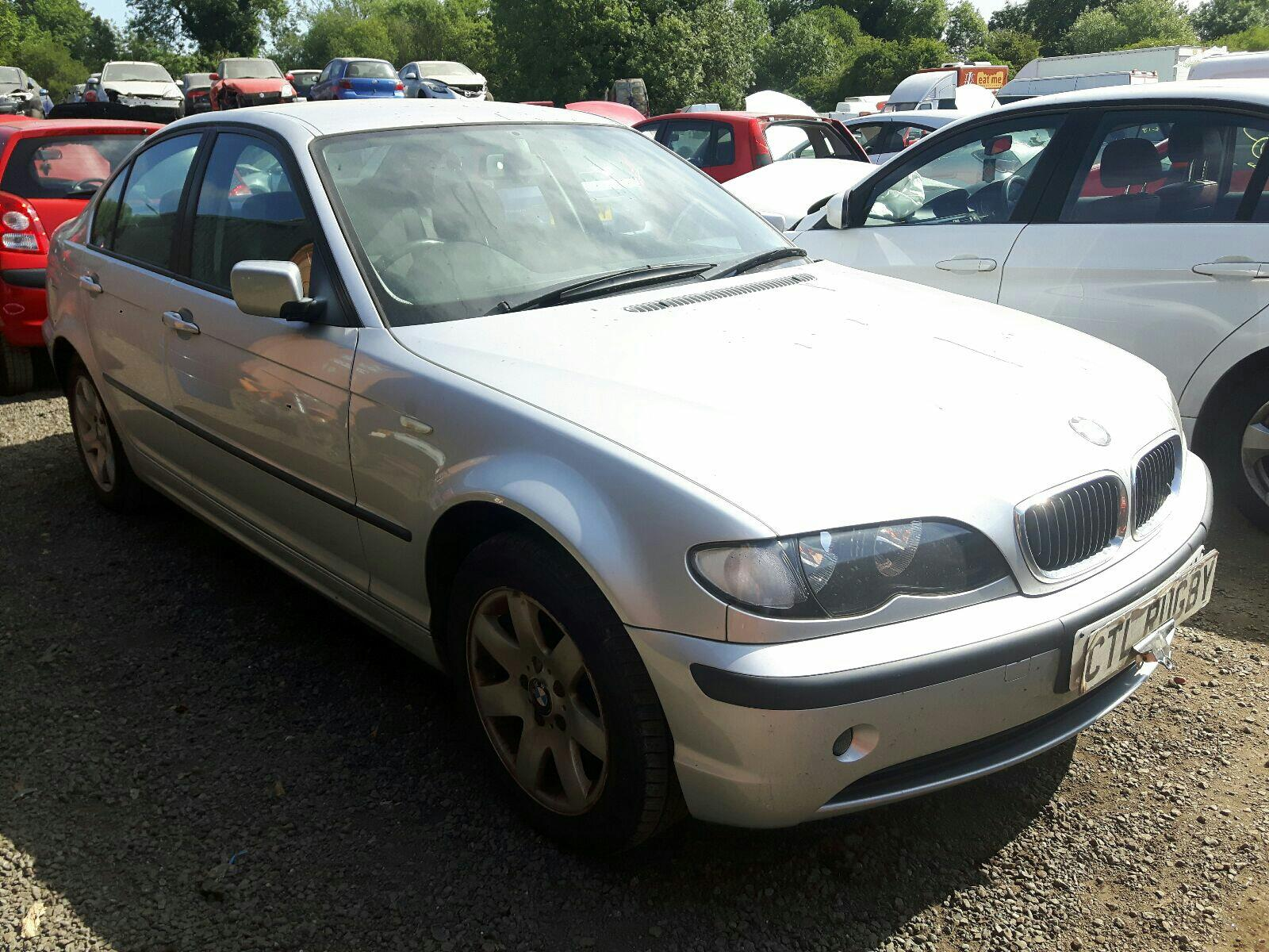 BMW 3 SERIES 316I SE 5079421