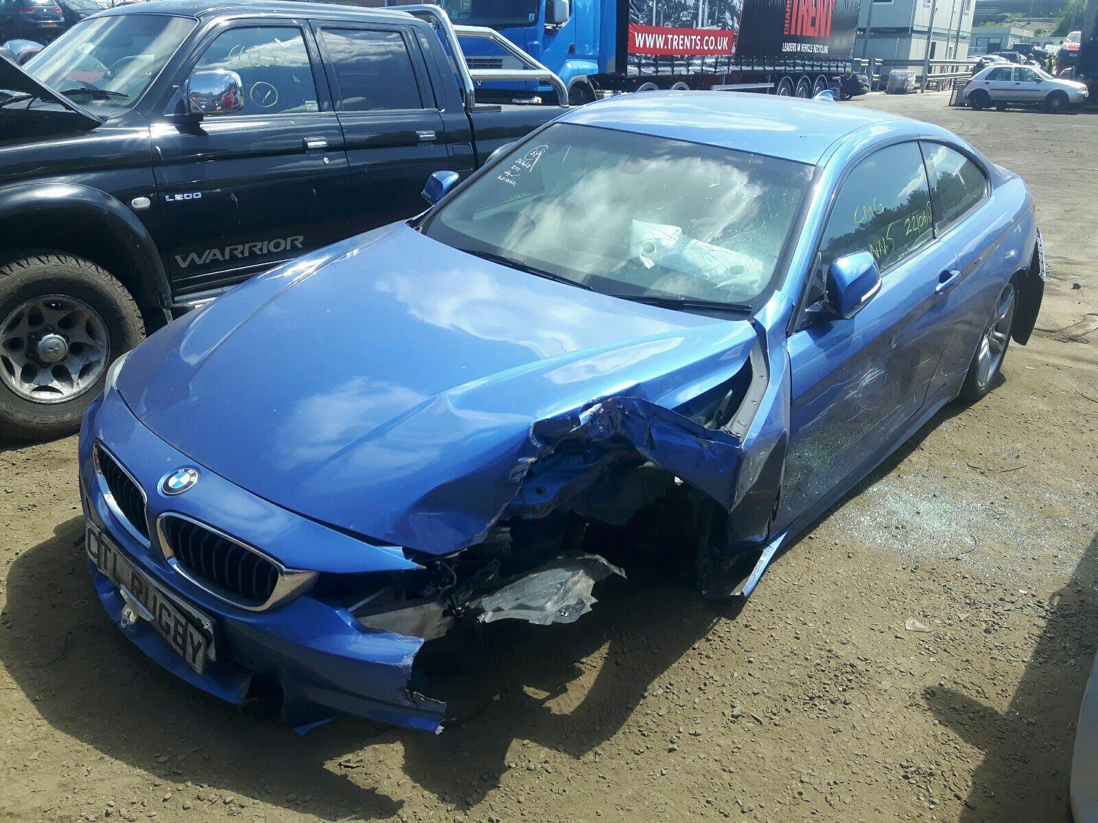 BMW 4 SERIES 430D M SPORT 5070427