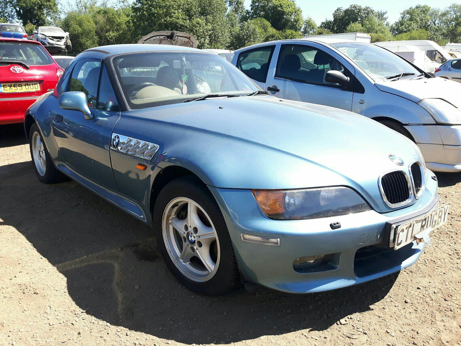 BMW Z SERIES Z3 ROADSTER 5072626