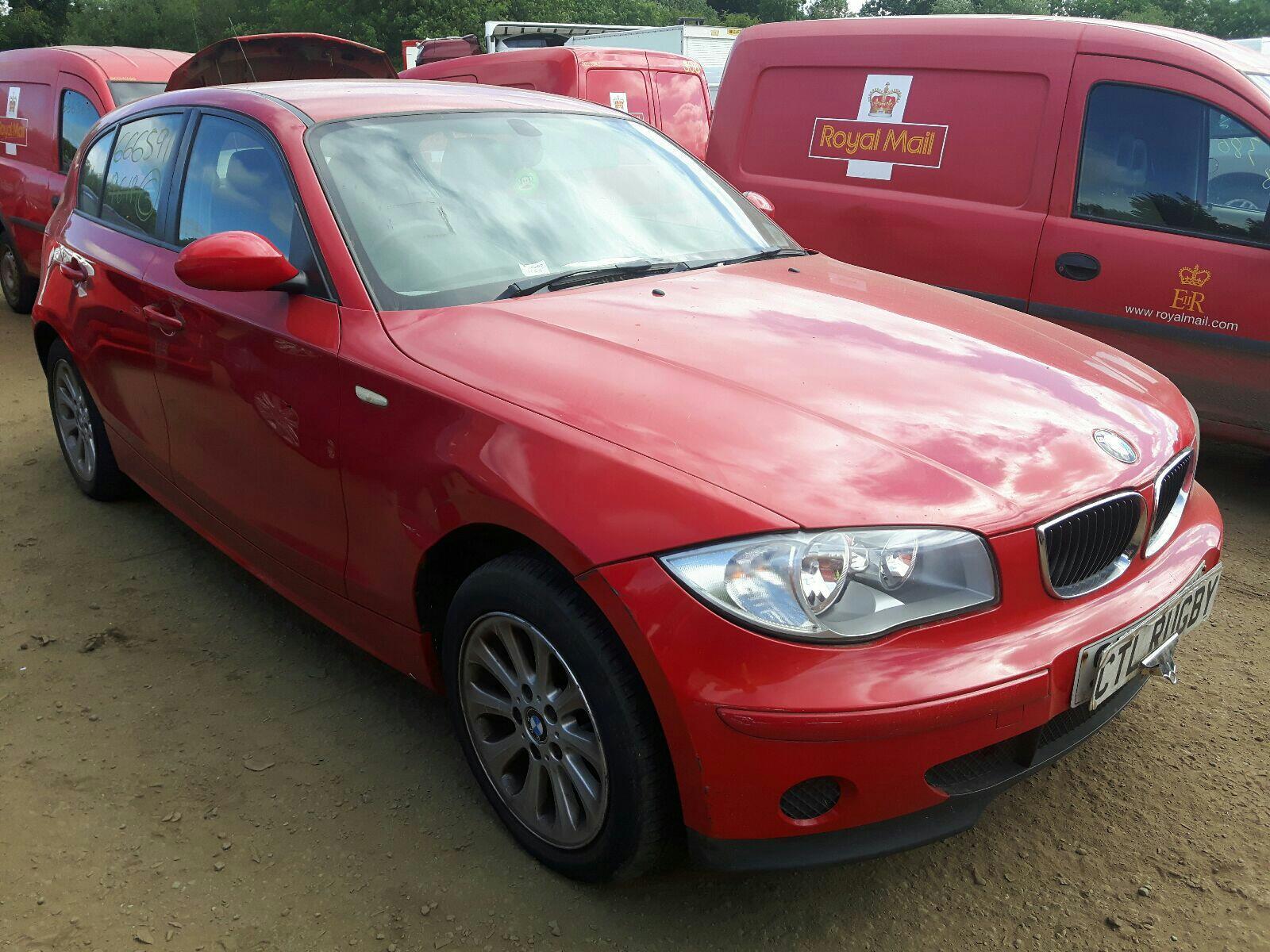 BMW 1 SERIES 116I ES 5062672