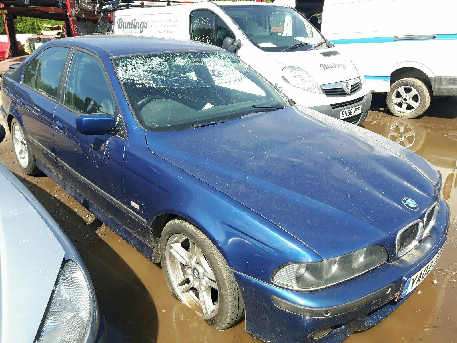 BMW 5 SERIES 525D SPORT EDITION 5030628