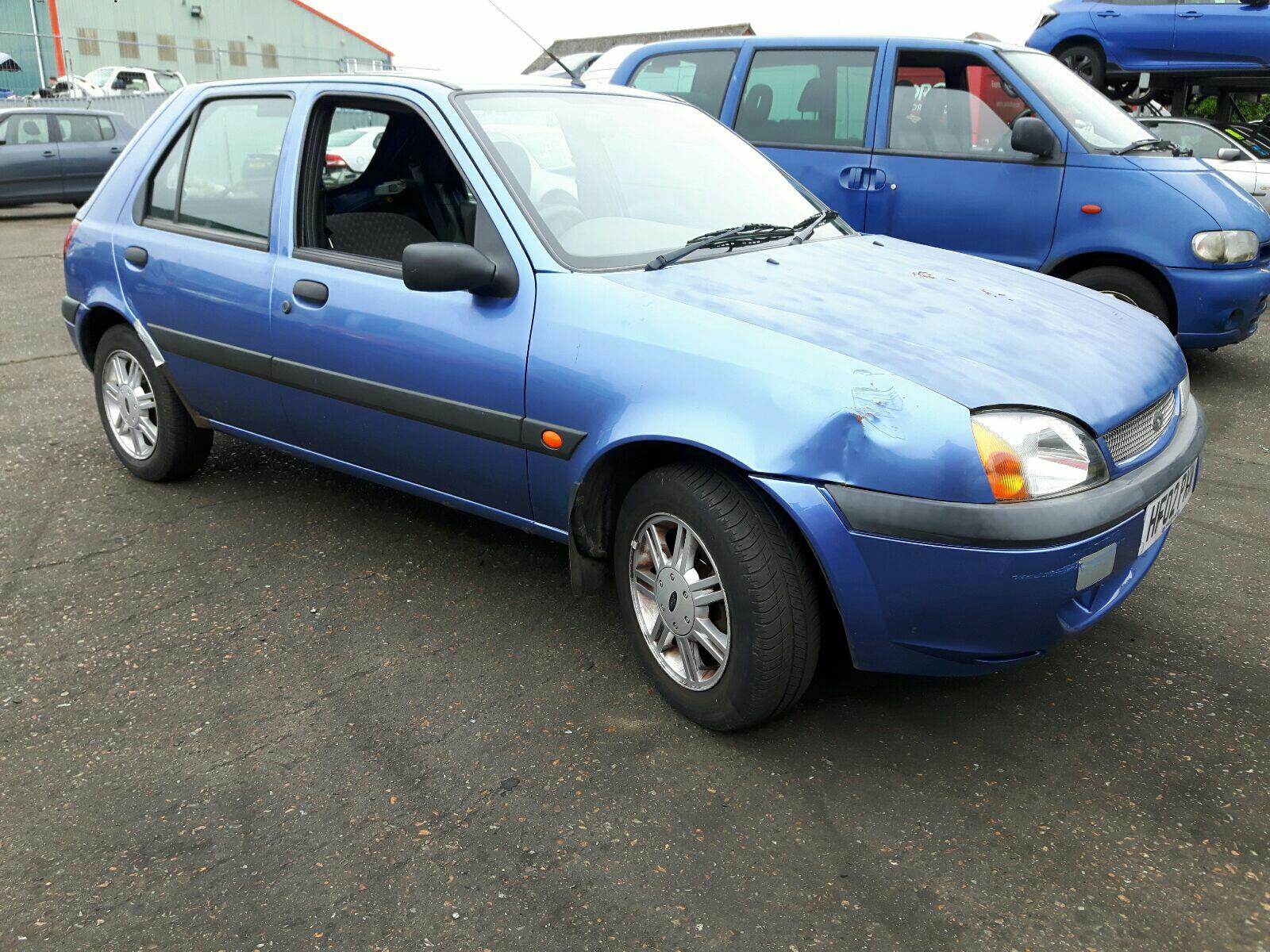 FORD FIESTA FLIGHT 5025907