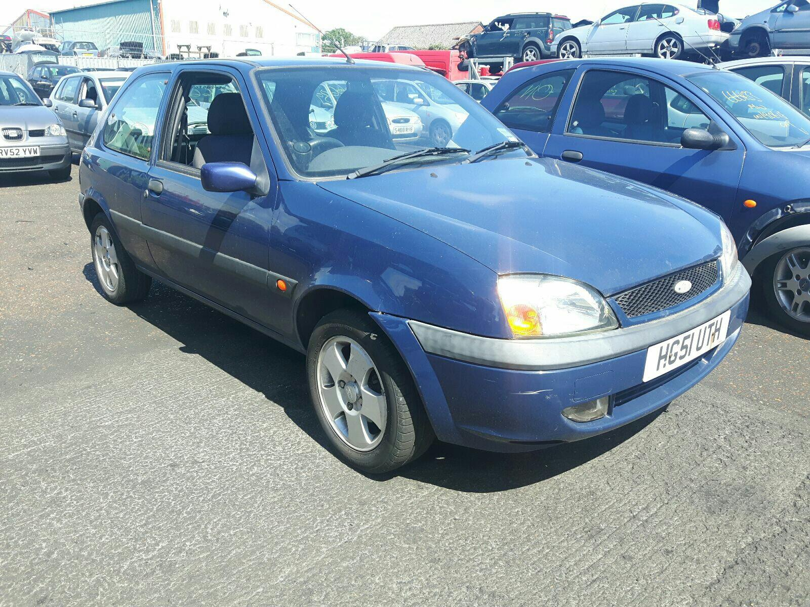 FORD FIESTA FREESTYLE 16V 5061045