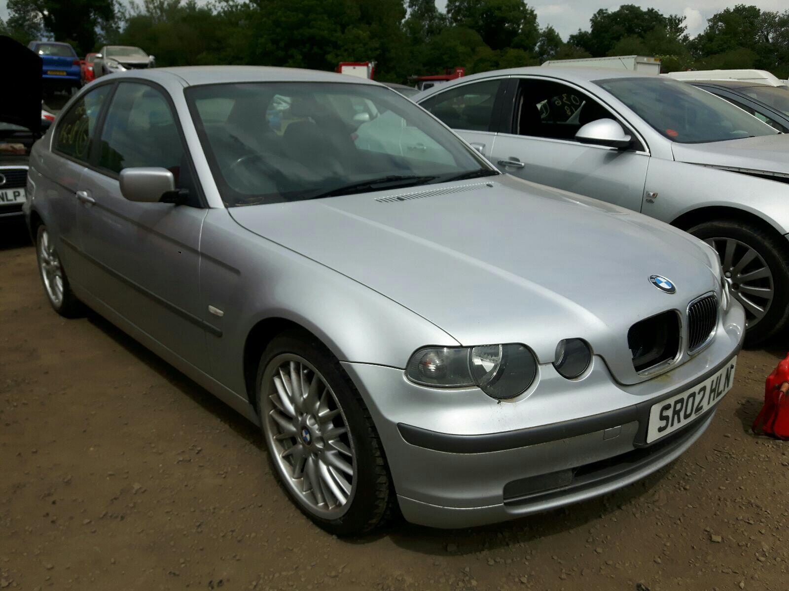 BMW 3 SERIES 325TI 5043421