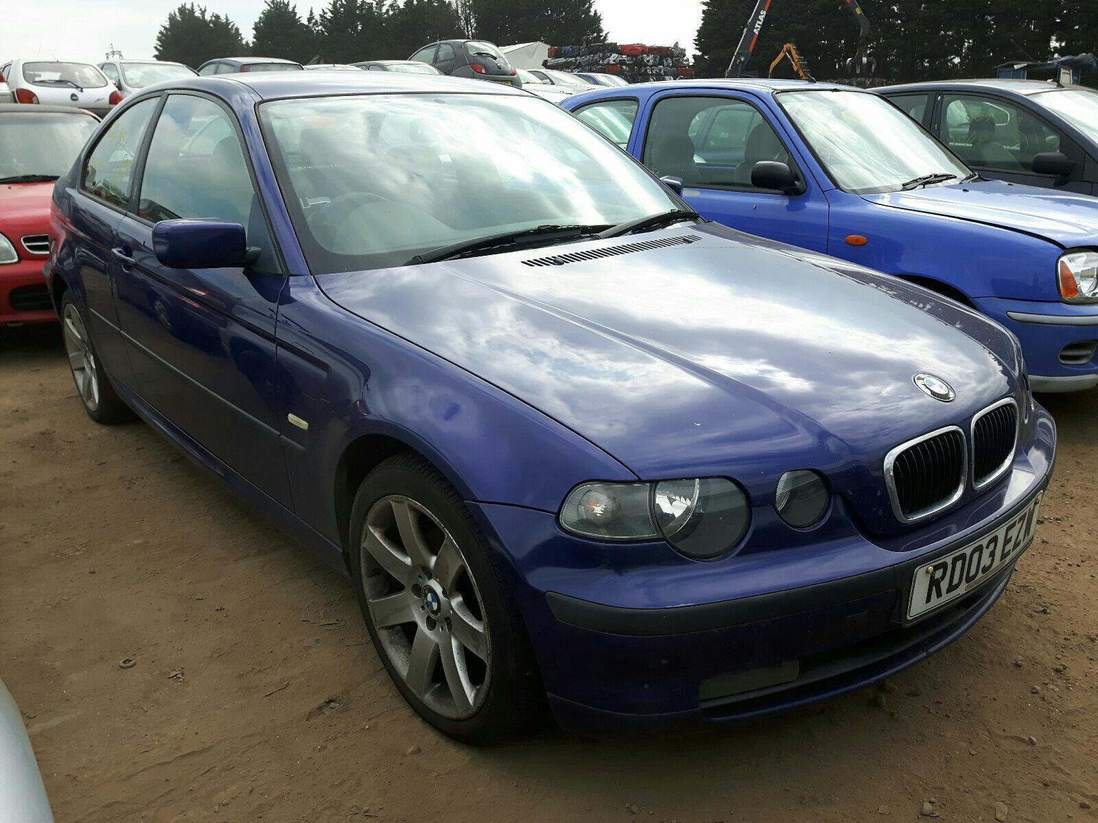 BMW 3 SERIES 318TI SE 5037861