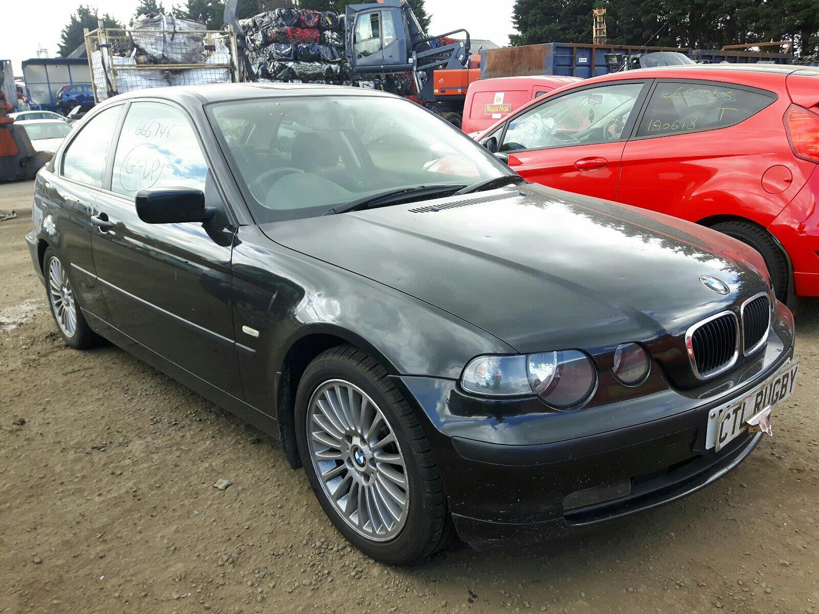 BMW 3 SERIES 318TI SE 5064091