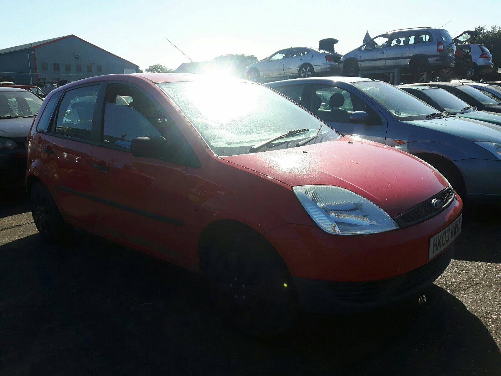 FORD FIESTA FINESSE 16V 5068695