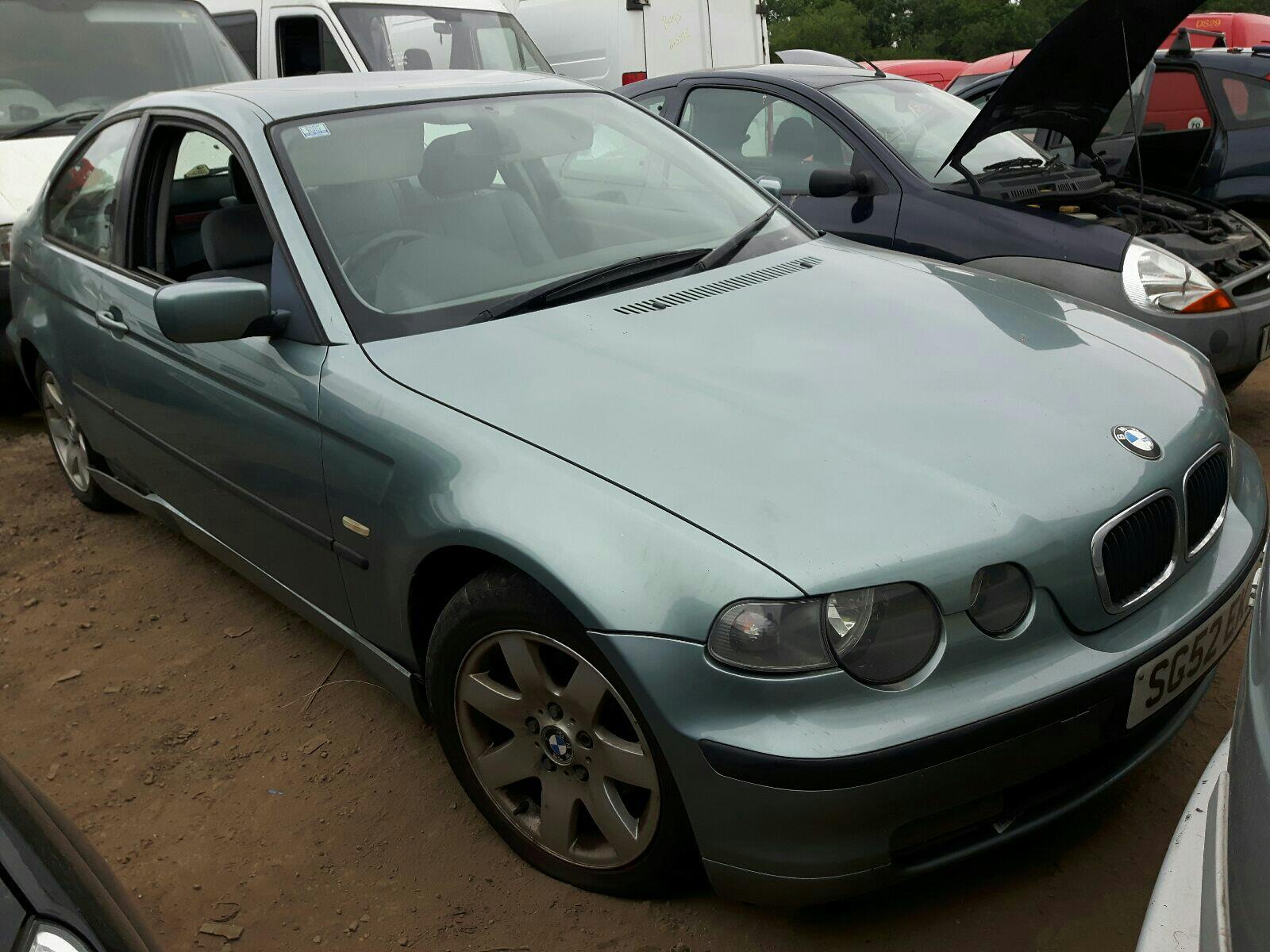 BMW 3 SERIES 316TI SE 5042315