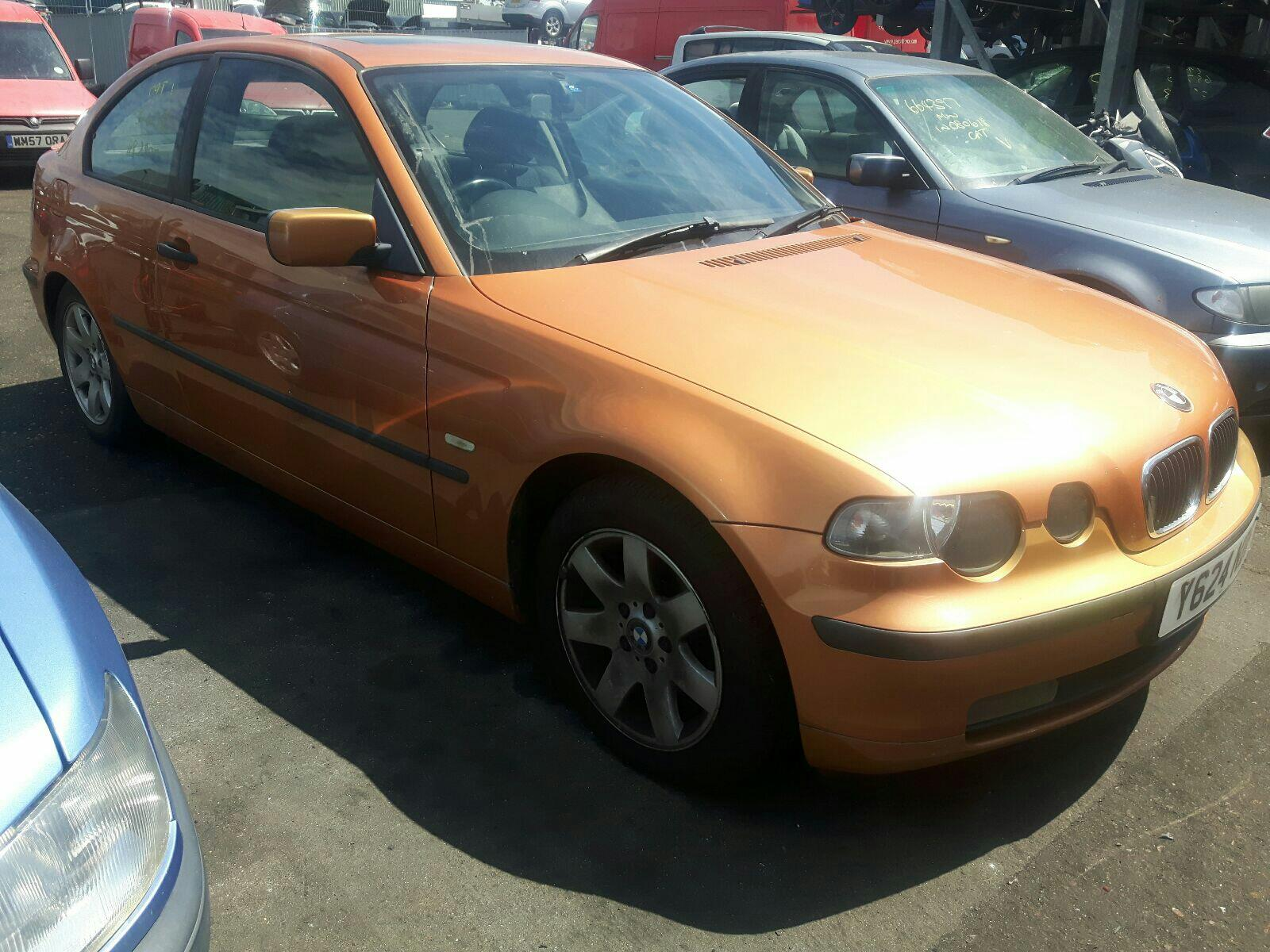BMW 3 SERIES 316TI 5039676