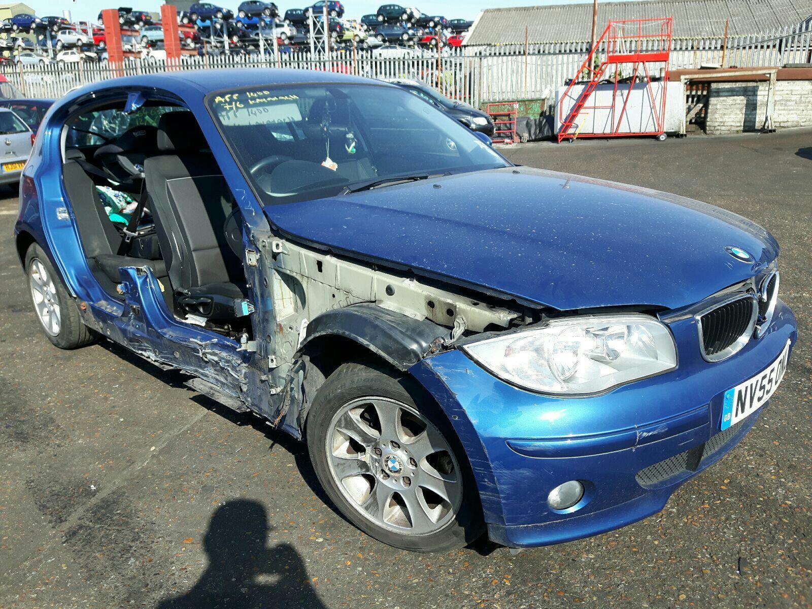 BMW 1 SERIES 120D SE 5044539