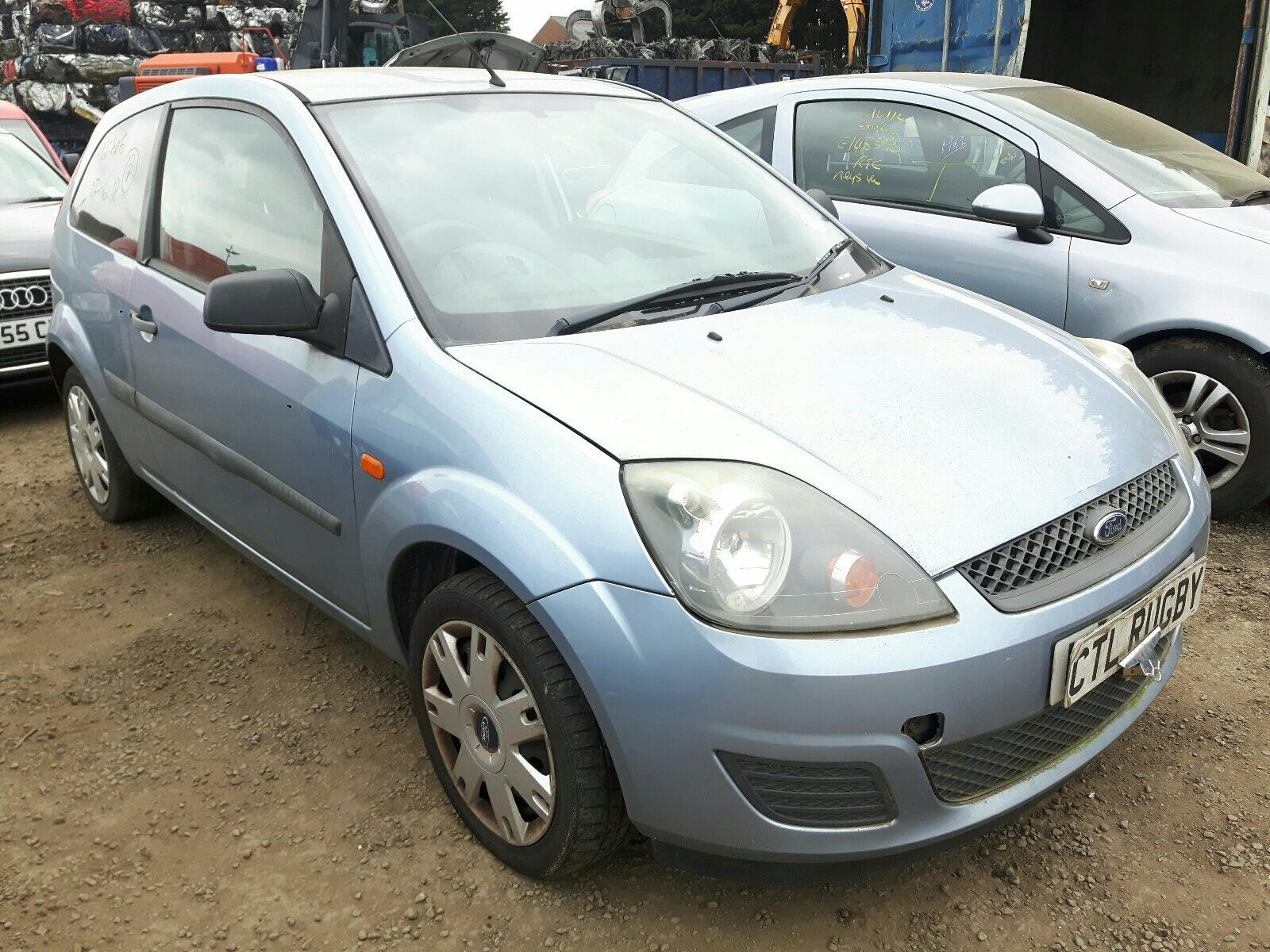 FORD FIESTA STYLE CLIMATE 16V 5036864
