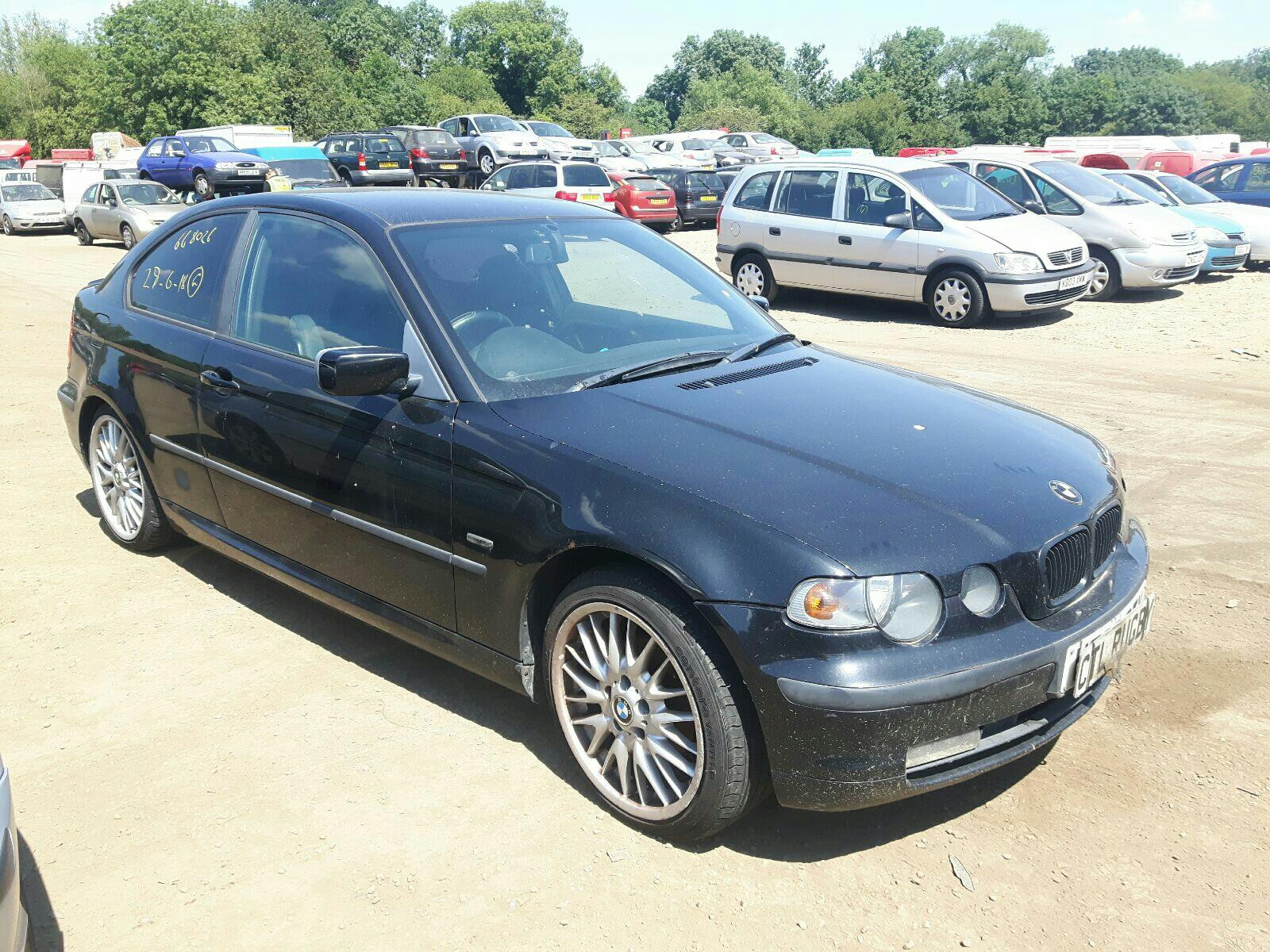 BMW 3 SERIES 316TI ES 5083321