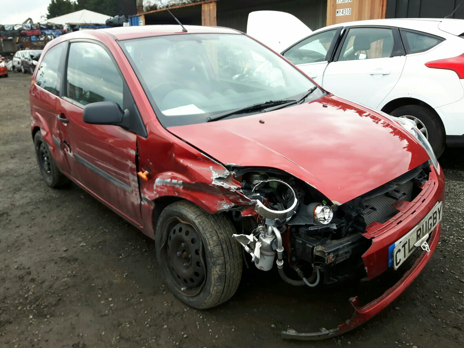 FORD FIESTA STYLE CLIMATE 16V 4812680